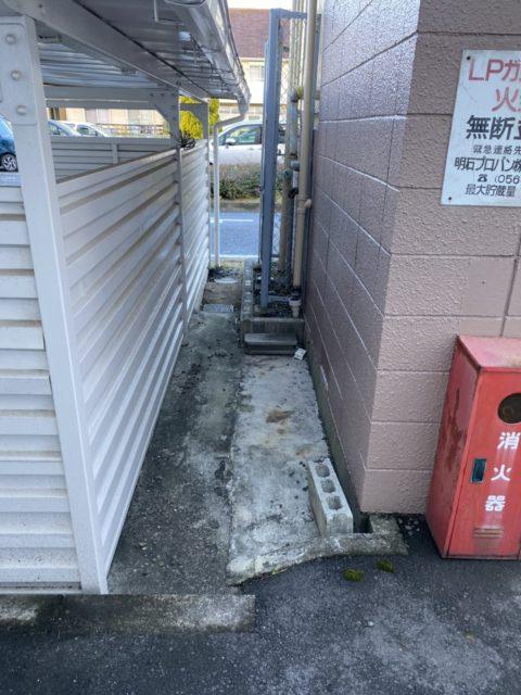 刈谷市某所 揚水ポンプから加圧給水へ