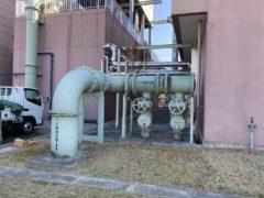 豊田市某所 雨水送水管設備更新工事